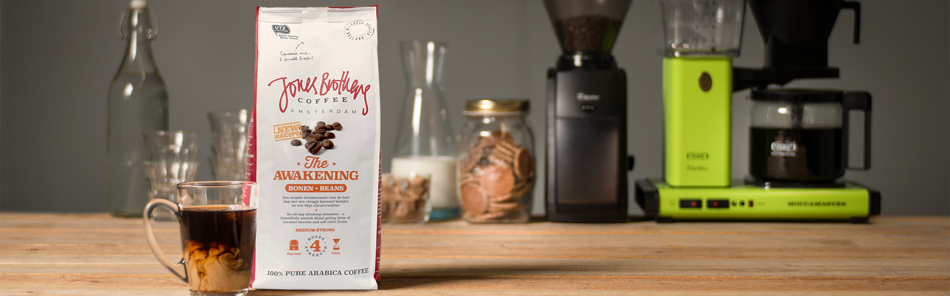 The Awakening – Jones Brothers Coffeee