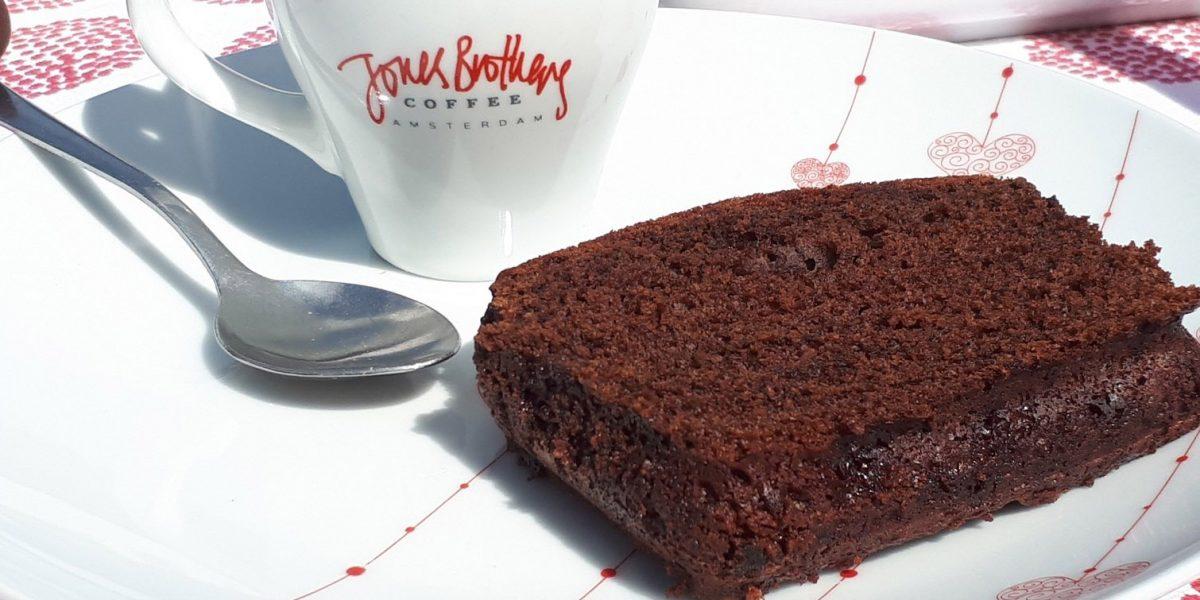 Cake chocolate et cafè NOIR - Oh la Gourmande