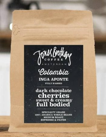 Café de spécialité Colombie Inga Aponte