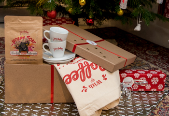 The Horny Specialty Coffee Pack christmas gift