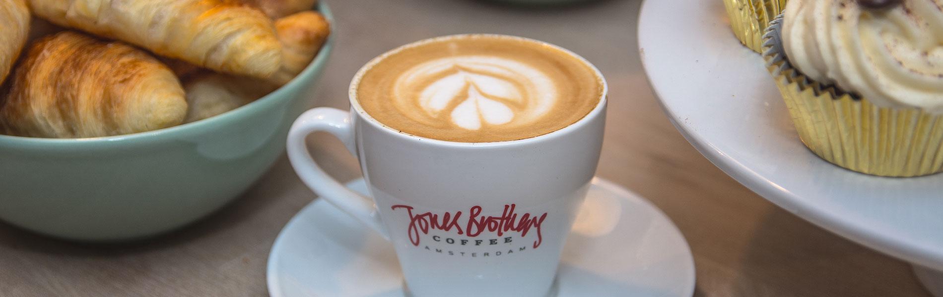 Barista Experience   Jones Brothers Coffee