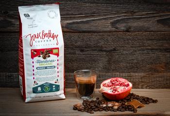 Honduras organic coffee beans