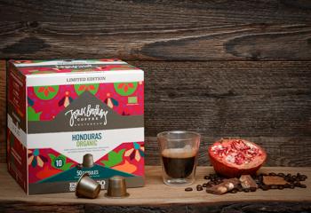 Honduras organic coffee 50x capsules