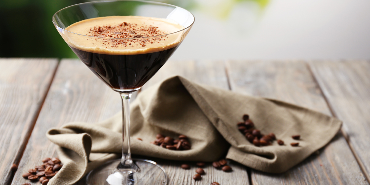 Espresso Martini by Jones Brothers Coffee