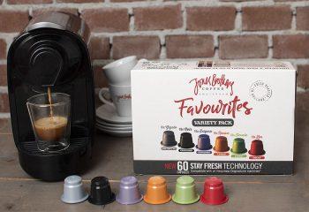 Pack découverte 60 capsules compatibles Nespresso