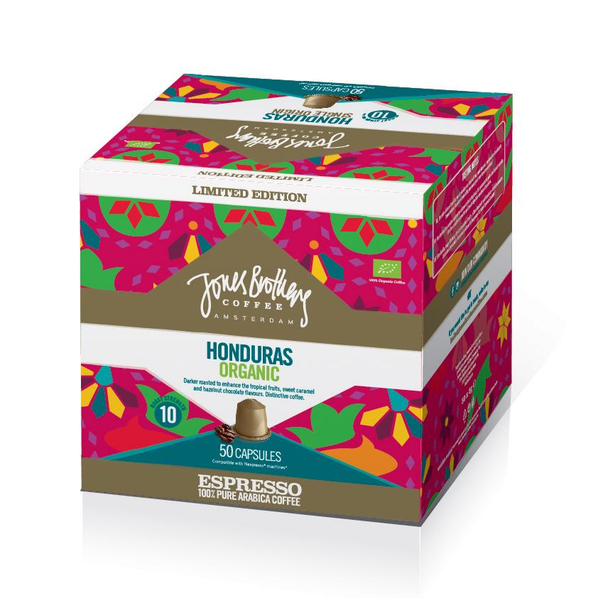 Honduras Organic 50
