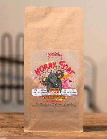 Horny Goat Yirgacheffe specialty coffee