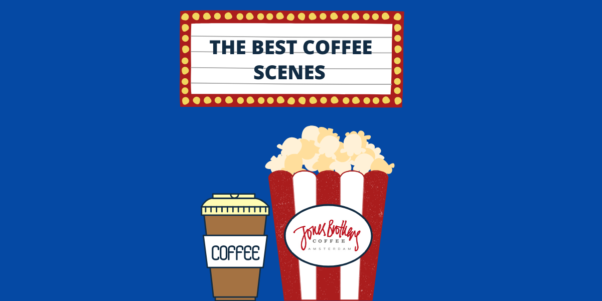 Iconic coffee scenes in movies