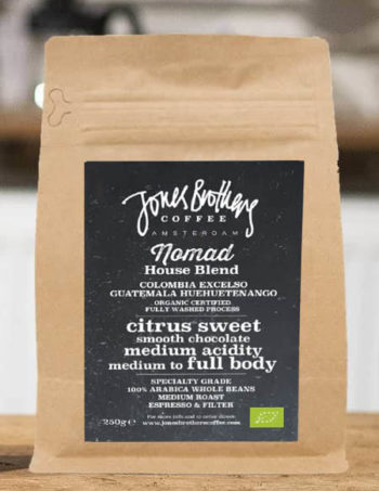 Nomad House Blend Specialty Coffee