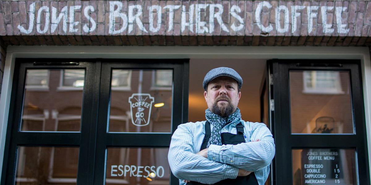 Enterpreneurship | Jones Brothers Coffee