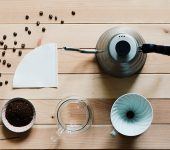 Filter Coffee with V60