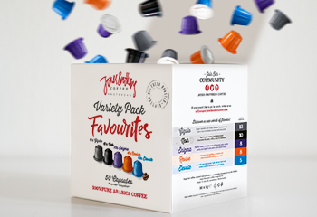 discovery pack - Favourites - coffee capsules
