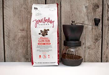 Skerton hand grinder + free bag of coffee