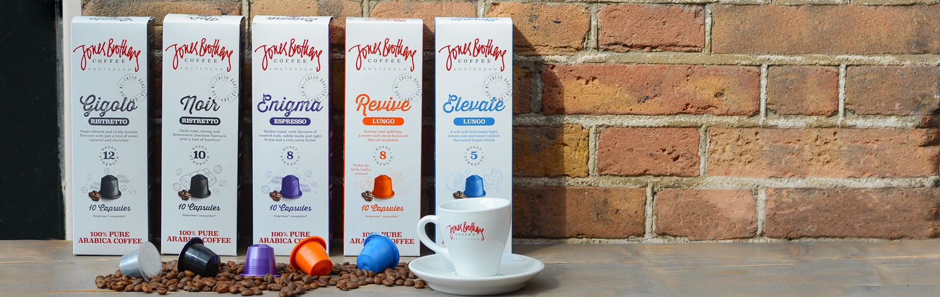 discovery-pack-capsules | Jones Brothers Coffee