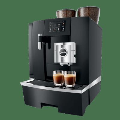 Jura coffee machines x8